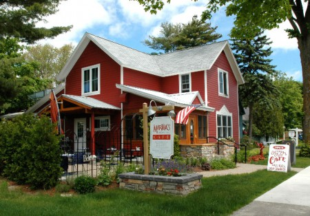 Martha's Leelanau Table Restaurant