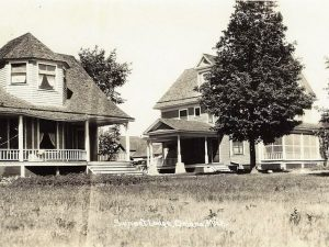 Sunset-Lodge-Omena-History