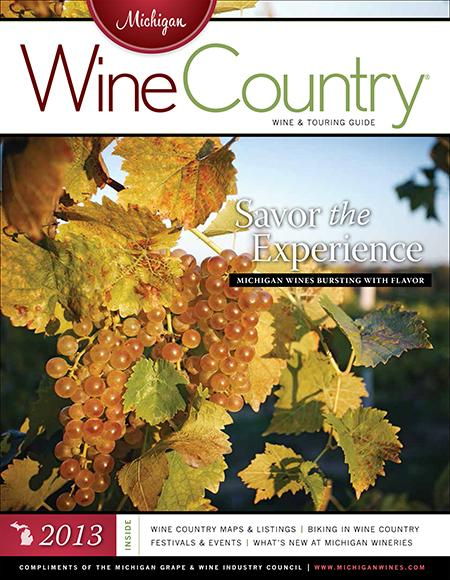 Michigan Wine Country Magazine : Michigan Wines