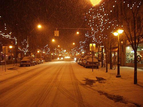 Traverse City, Winter 2004 | I miss TC | Joe Erlewein | Flickr