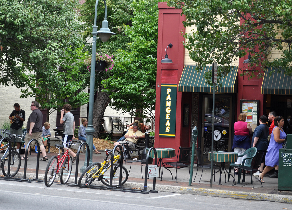 Pangeas in Downtown Traverse City in the Summer Photo by M… | Flickr