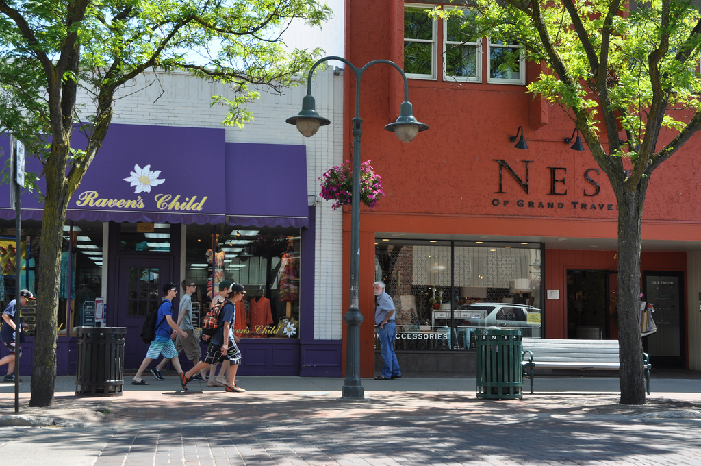 Downtown Traverse City Walkability Raven\'s Child Nest of G… | Flickr
