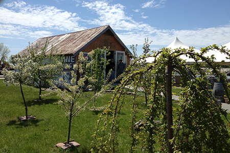 Mackinaw Trail Winery - Manistique : Michigan Wines